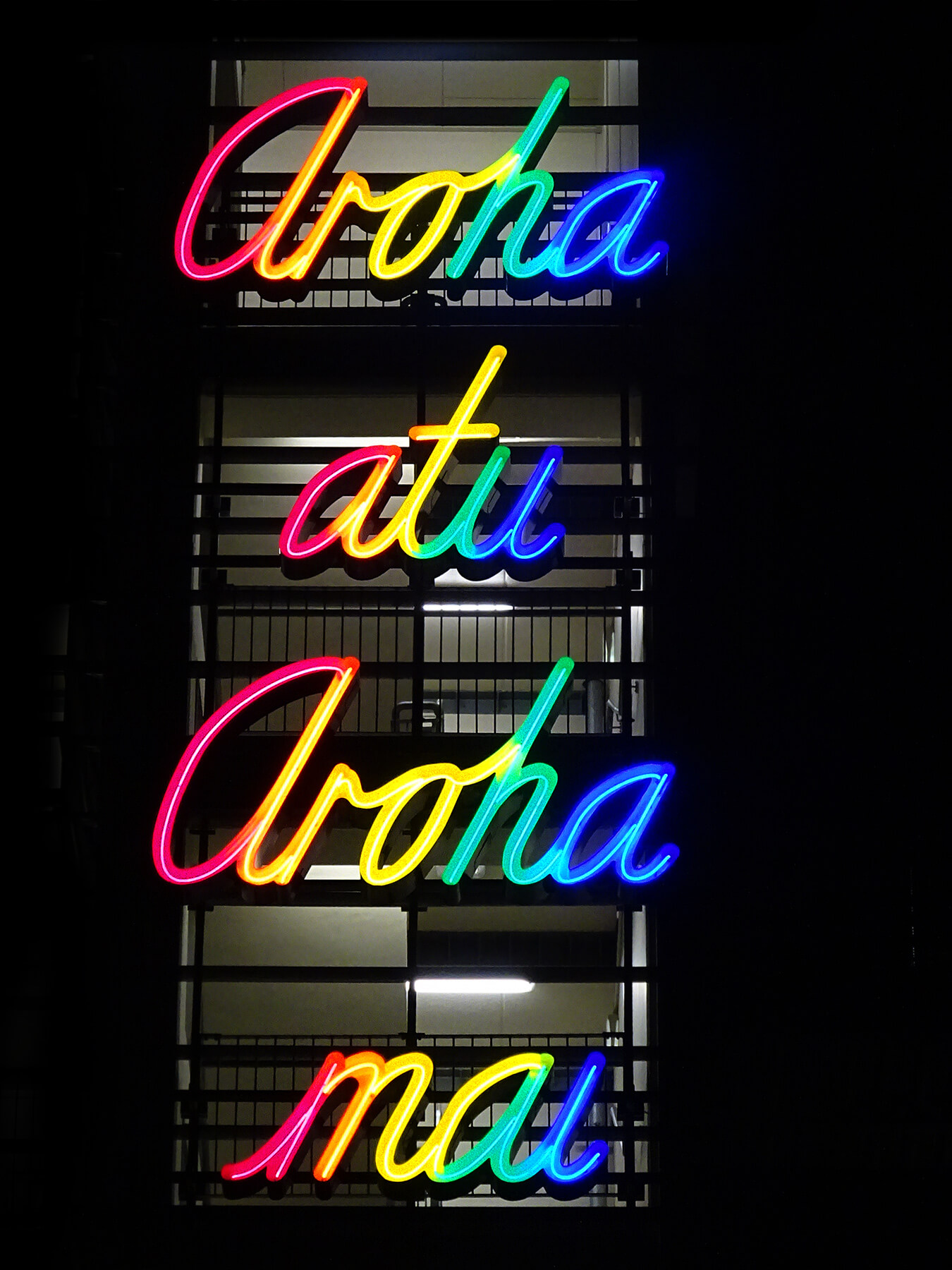 Neon Room Pro Sign Services Auckland Sign Installation